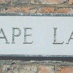 Outrageous British Street Names