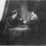 Did Hitler and Lenin Play Chess Together in 1909?