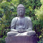 The Buddha converts to Catholicism