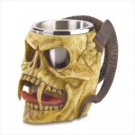 Byron's Skull Cup