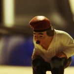 The Catalan Caganer