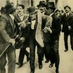 Image: Arresting Trouble