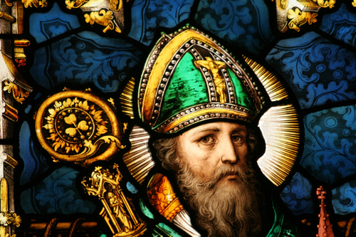 who was  saint patrick