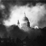 Image: St Paul's rides the blitz