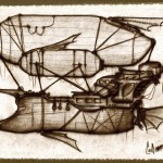 Atlantean 'Flying Boats'