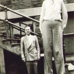 John and Paul, the Patagonian Giants