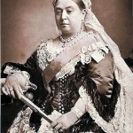 Queen Victoria Drinks Blood from a Skull in Tibet