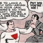 Superman versus Hitler