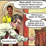 Fidel Castro is a Jesuit Spy! [sic]
