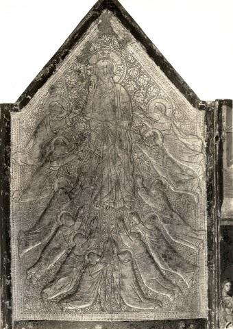 Altar piece by Pacino Buonaguida