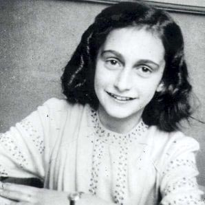 the life of the brave anne frank Join biographycom in remembering jewish businessman otto frank, who published daughter anne frank's diary of a life after loss months later, frank's.