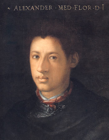 Alessandro the Moor