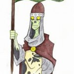 The Undead in Medieval Buckinghamshire!