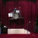 Flying Drums in Tibet