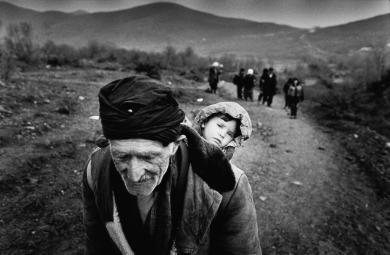kosovo refugees