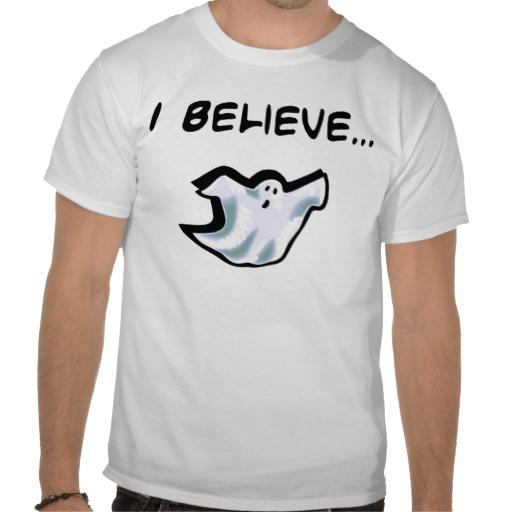 believe ghosts