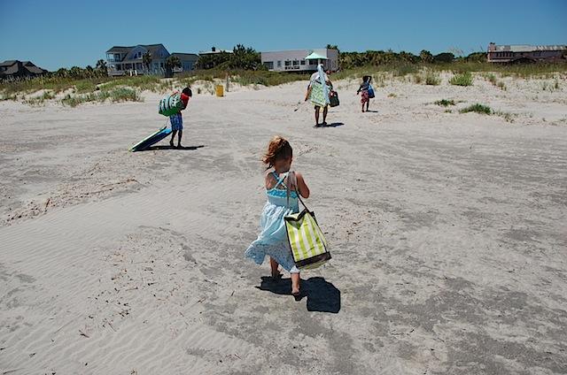beachcombed