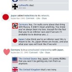 Jokes About the World Wars
