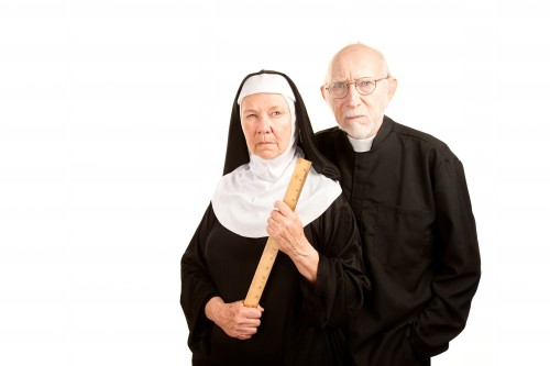 priest and justice