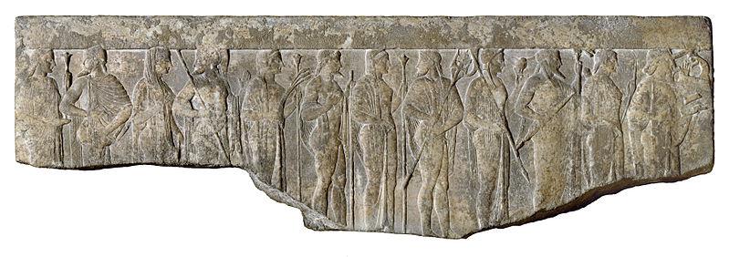 twelve gods