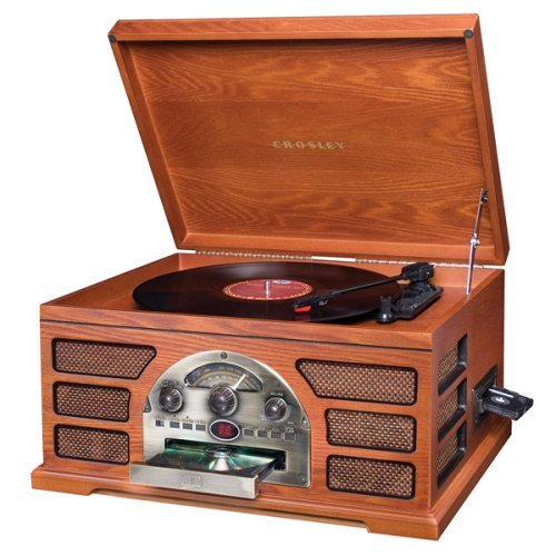 strange history record player