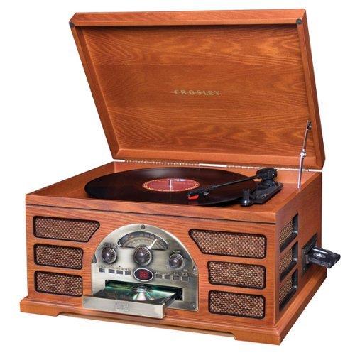 strange history record player