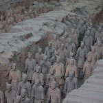 Did the Greeks Build the Terracotta Army?