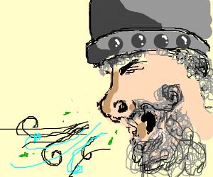 vikings sneeze