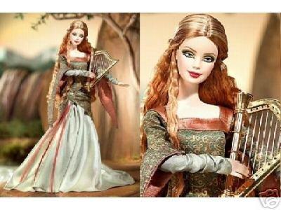 celtic barbie