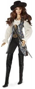 pirate barbie