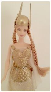 viking barbie
