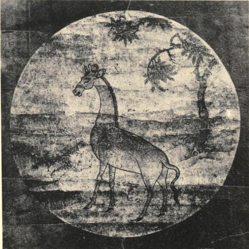 giraffe 1485