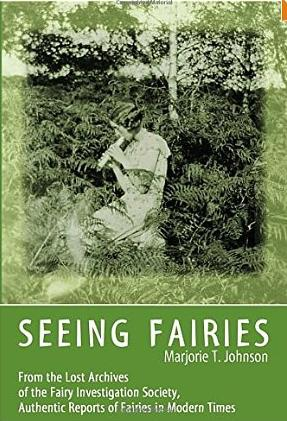 marjorie johnson seeing fairies