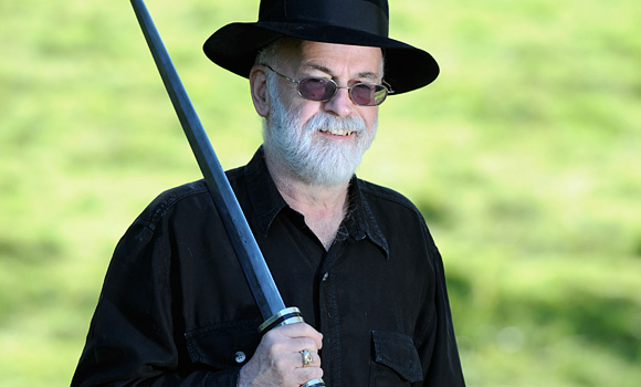 terry pratchett sword