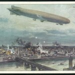 Close Encounter of the Zeppelin Kind