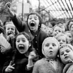 Daily History Picture: Parisian Kids in Shock
