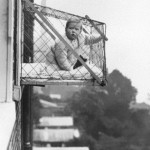 Daily History Picture: Kiddy Cage