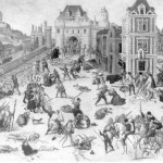 Daily History Picture: Massacre on the Day of Bartholomew