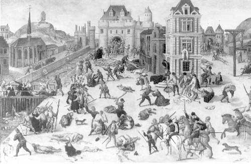 bartolmeo's massacre