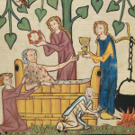 Daily History Picture: Pampered in the Middle Ages