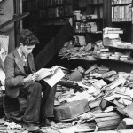 Daily History Picture: Blitzed Books