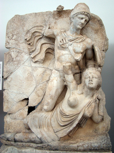aphrodisias britannia and claudius
