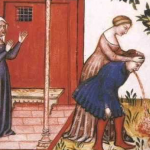 Daily History Picture: Being Sick in the Middle Ages