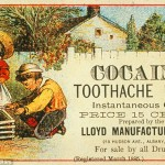 Daily History Picture: Cocaine Toothache Drops