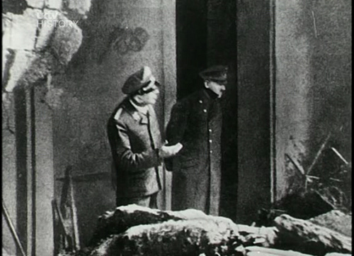 last picture of adolf hitler