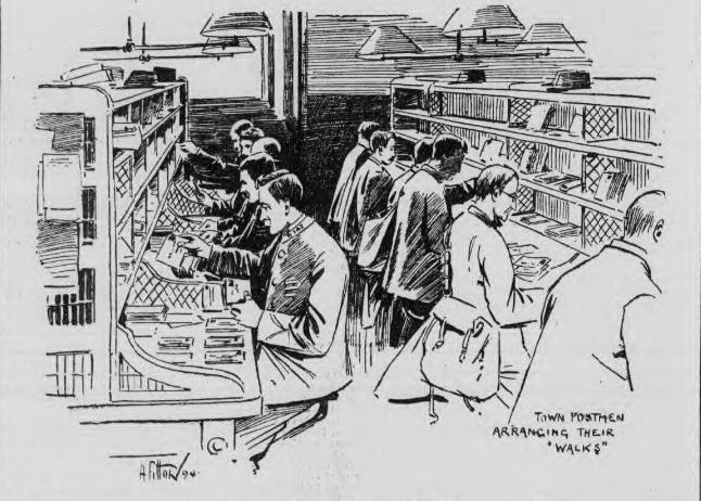 manchester postmen 1894 MTimes
