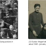 The German Non-Saluter Myth