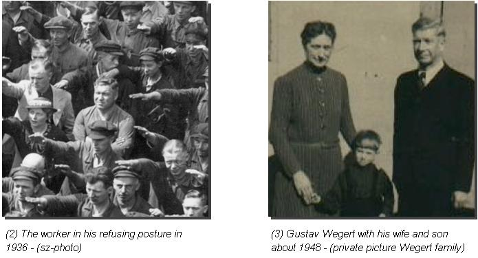 photos of Gustav Wegert