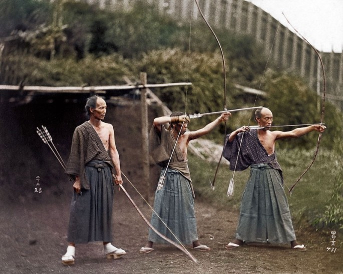 samurai training late 19 cent