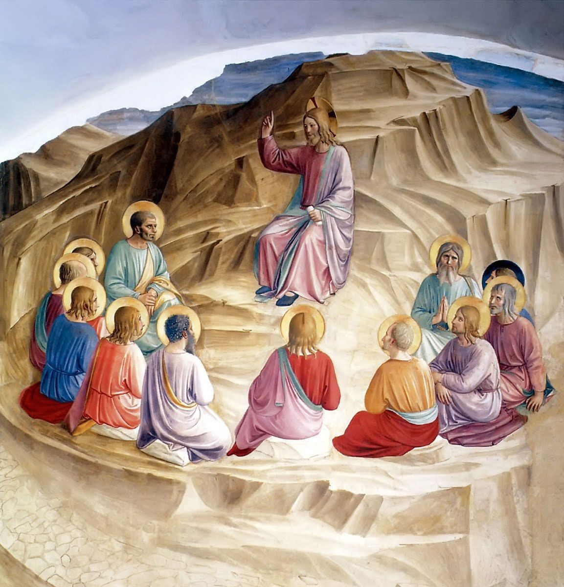 a history of sermon on the mount The sermon on the mount (anglicized from the matthean vulgate latin section title: sermo in monte) is a collection of sayings and teachings of jesus, .